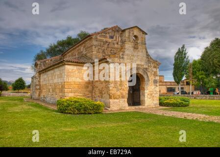 spain visigothic church san juan bautista san juan de baos th century baos de cerrato palencia province
