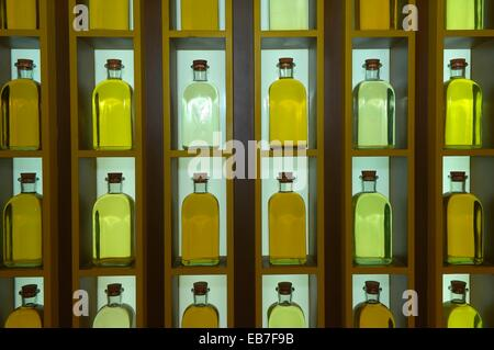 Baena, Olive Oil Museum, Route of the Caliphate, Cordoba province, Andalusia, Spain. - Stock Photo
