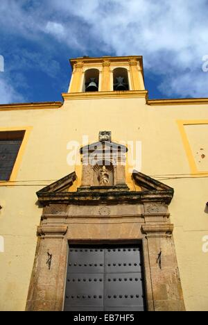 Iglesia de San Nicolás. Central Seville, Andalucia, Spain, Europe. - Stock Photo