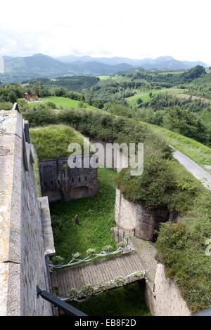 Fort Of San Marcos Renteria Guipuzcoa Basque Country