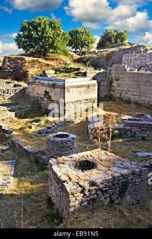 Troia city