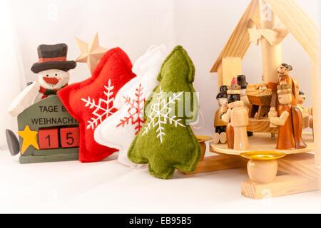 15 days at Christmas - Stock Photo
