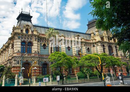 El Palacio de las Aguas, Buenos Aires, Argentina. - Stock Photo