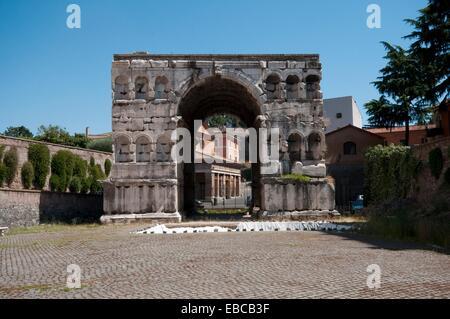Italy lazio rome arch of janus and san giorgio in for Arco arredamenti san giorgio
