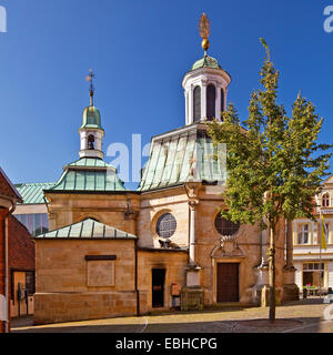 pilgrimage chapel  in Telgte, Germany, North Rhine-Westphalia, Muensterland, Telgte - Stock Photo