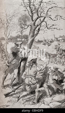 the american revolution began in 1775 essay The american revolutionary war had several causes, including disputes over   americans started stockpiling guns and ammunition in violation of british laws.