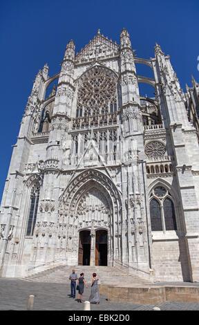 Cathédrale St-Pierre at Beauvais - Stock Photo