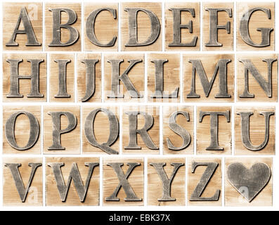 wooden block letters letter abc wood blocks isolated on white background stock 15580