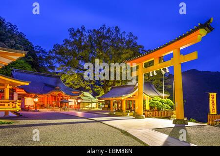Nachi, Japan at Kumano Nachi Taisha Grand Shrine. - Stock Photo