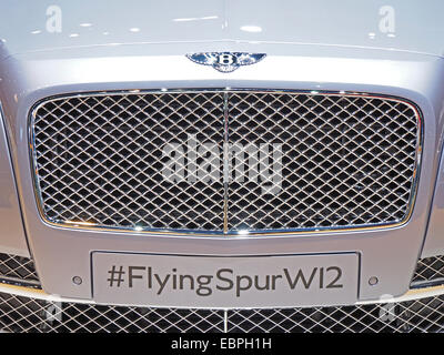 2015 Bentley Flying Spur W12 - Stock Photo