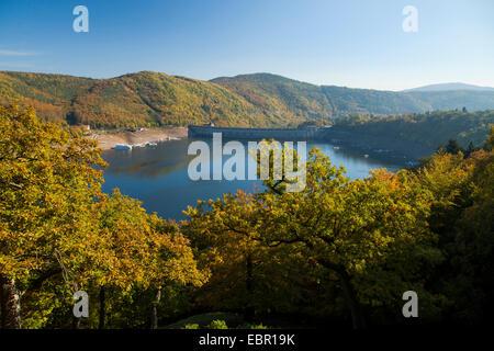 Edersee, Germany, Hesse, Kellerwald National Park - Stock Photo