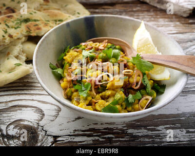 Turmeric pes dhal - Stock Photo
