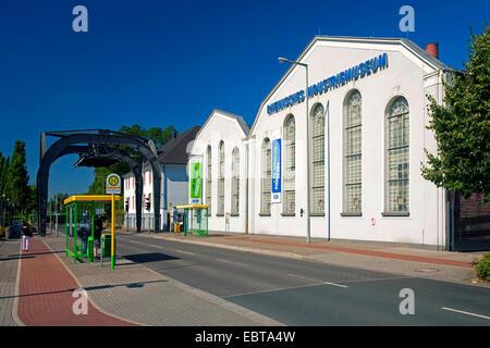Rheinisches Industriemuseum at the old zinc factory Altenberg, LVR Industrial Museum, Germany, North Rhine-Westphalia, - Stock Photo