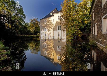 manor house Gut Rocholz, Germany, North Rhine-Westphalia, Ruhr Area, Gevelsberg - Stock Photo