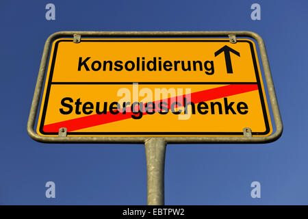 Place Name Sign Symbol For Conflict Between Competition And Stock