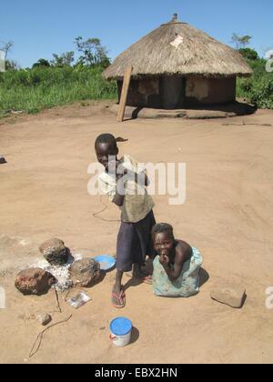 Background on education in northern uganda