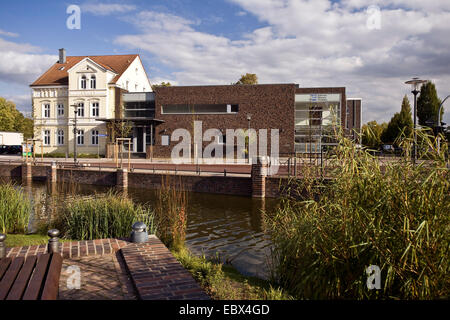 Jewish museum of Westphalia, Germany, North Rhine-Westphalia, Ruhr Area, Dorsten - Stock Photo