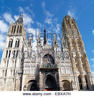 Cathedrale De Notre Dame De Paris, France, Paris - Stock Photo