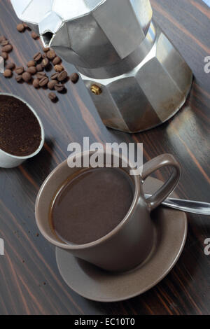 stovetop coffee maker instructions