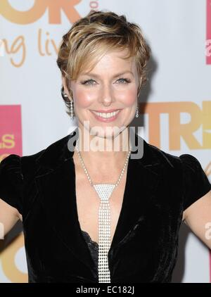 Los Angeles, CA, USA. 7th Dec, 2014. Melora Hardin at arrivals for The Trevor Project's TrevorLIVE Los Angeles Benefit, - Stock Photo