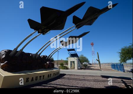 Pima Air Space Museum, Tucson AZ - Stock Photo