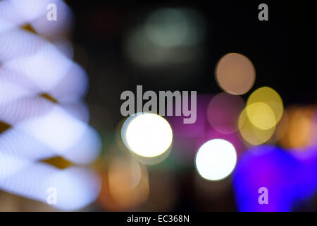 Circular Christmas Lights