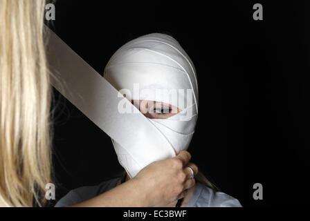 You Girl in medical bondage think