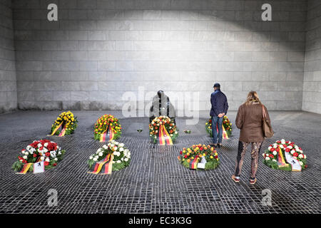 Central Memorial of the Federal Republic of Germany for the Victims of War and Dictatorship on Unter den Linden, - Stock Photo
