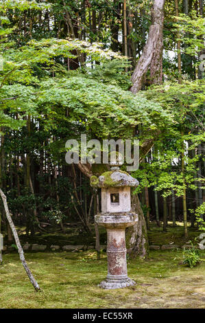 Koto-in zen temple, Daitoku-ji, Kyoto, Japan. - Stock Photo