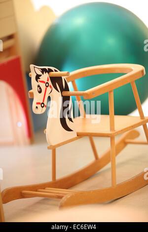 hobbyhorse - Stock Photo