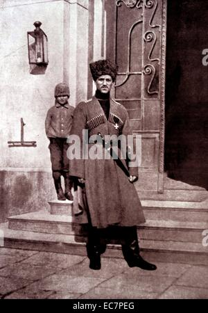 Grand Duke Michael Alexandrovich of Russia 1878 – 13 June 1918) was the youngest son of Emperor Alexander III of - Stock Photo
