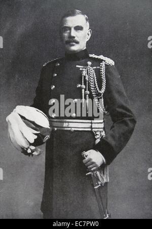 Field Marshal Sir William Robert Robertson, - Stock Photo