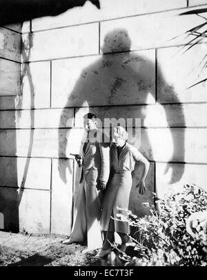 Island of Lost Souls is a 1932 American science fiction horror film starring Charles Laughton, Richard Arlen, Leila - Stock Photo