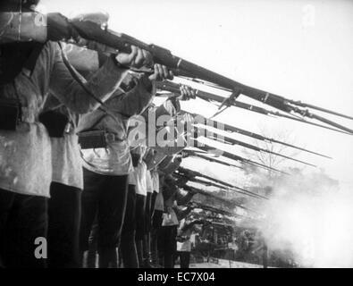 Battleship Potemkin, is a 1925 silent film directed by Sergei Eisenstein. - Stock Photo