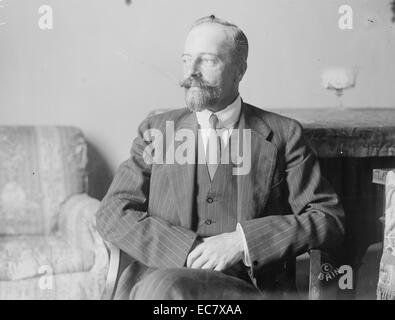 Grand Duke Alexander Mikhailovich of Russia, (13 April 1866 – 26 February 1933) was a dynast of the Russian Empire, - Stock Photo