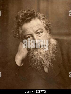 Photograph of William Morris - Stock Photo