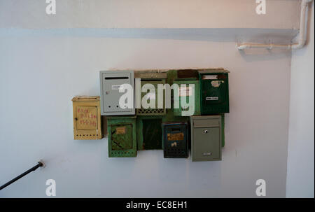 https://l450v.alamy.com/450v/ec8eh1/mailboxes-in-communal-hallway-of-apartment-block-ec8eh1.jpg