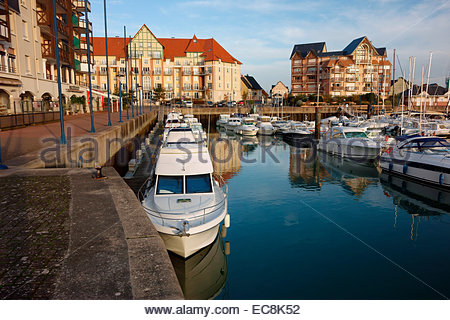 View of port guillaume dives sur mer normandy france - Location port guillaume dives sur mer ...