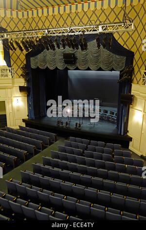 Guild hall theater in East Hampton long island NY - Stock Photo