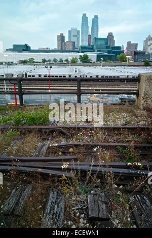 High Line Park - Stock Photo