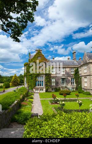 Muckross House and gardens, Killarney National Park, County Kerry, Ireland. - Stock Photo