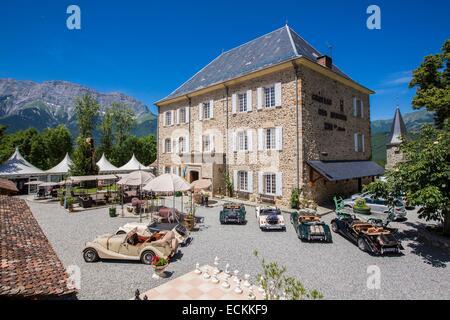 Restaurant Chateau Des Herbeys