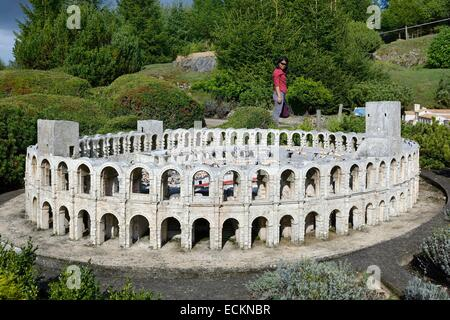 Elancourt france theme park france miniature for Attraction yvelines