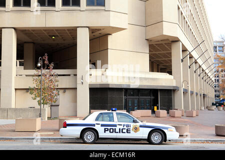 FBI Headquarters in Washington, DC - Stock Photo