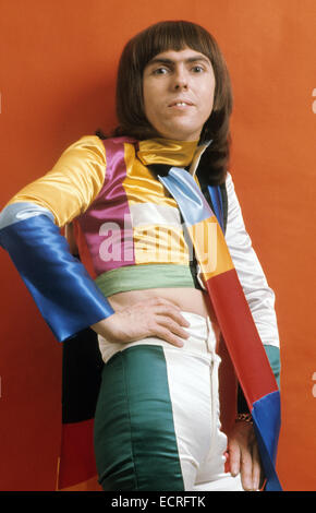SLADE  UK pop group with Dave Hill in 1974 - Stock Photo