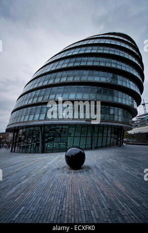 London Assembly Building City Hall - Stock Photo