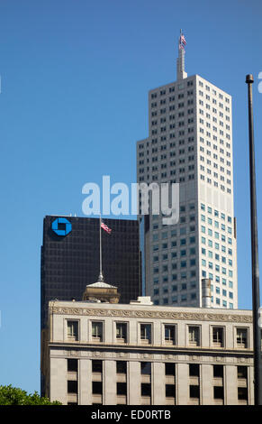 Chase bank building in San Francisco CA - Stock Photo
