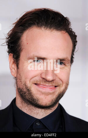 Rafe Spall attends the The 17th Moet British Independant Film Awards on 07/12/2014 at Old Billingsgate Market, London. - Stock Photo