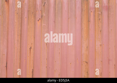 corrugated metal rusty texture background - Stock Photo