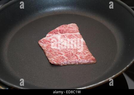 Original kobe beef - Stock Photo